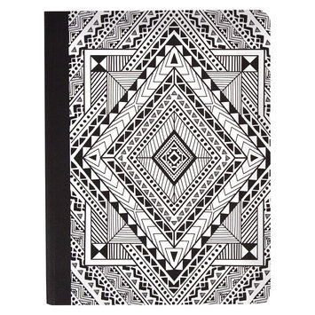 Horizon Bethany Mota Color Your Own Composition Book, White