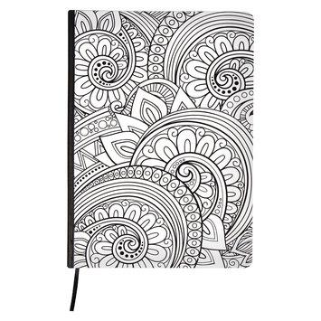 Horizon Bethany Mota Color Your Own Journal, White