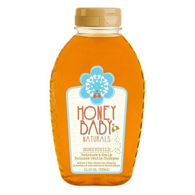 Honey Baby Naturals Honey Baby Moisture & Scalp Balance Gentle Shampoo - 11.25 oz