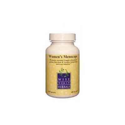 Wise Woman Herbals - Women's Menocaps 408 mg. - 120 Capsules