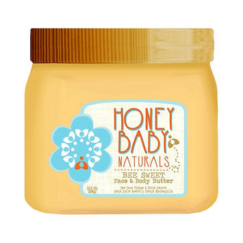 Honey Baby Naturals Honey Baby Bee Sweet Face & Body Butter - 10.5 oz