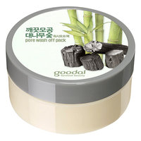Goodal Nature Solution Bamboo Charcoal Pore Wash Off Pack - 3.4 oz