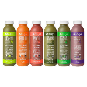 Suja Classic Organic 3-Day Fresh Start 16 oz 18 ct