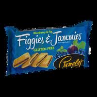 Pamela's Figgies & Jammies Extra Large Cookies Blueberry & Fig