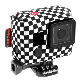 Target Xsories TuxSedo Neoprene Cover Fits for all GoPro - Checkers (TXSD3A810), Eggshell