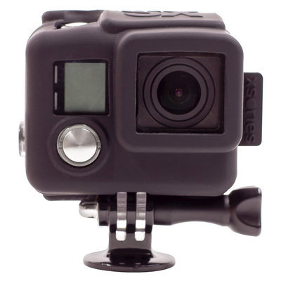 Target Xsories Silicone Cover HD4 Fits for all GoPro - Black (SLCS3A001)