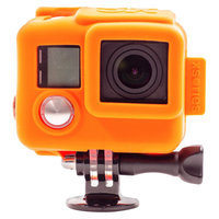 Target Silicone Cover HD4 Fits for all GoPro - Orange (SLCS3A010), Mesmerizing Orange