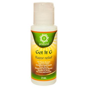 G'Natural Get It G Razor Oil - 2 oz