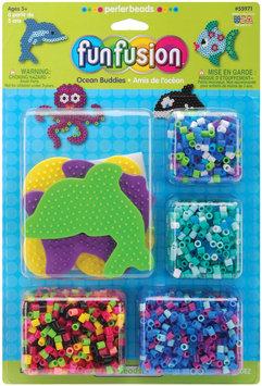 Perler Fuse Bead Activity Kit-Fun Fusion/Ocean Buddies