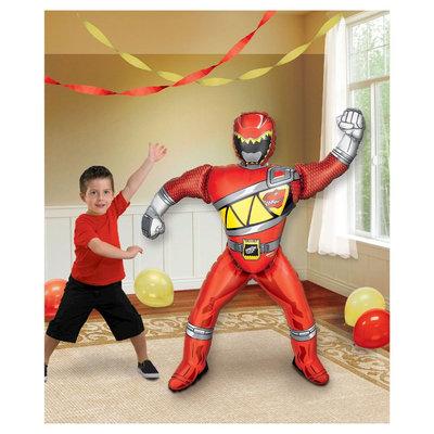 Amscan Power Rangers Dino Charge AirWalker Foil Balloon
