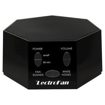 LectroFan White Noise Fan Sound Machine