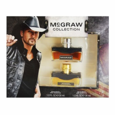 Tim McGraw Eau De Toilette Gift Set, 2 Piece, 1 ea