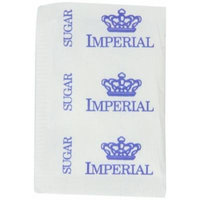 Imperial Pure Cane Sugar Packets, 2.8g 2000 Count