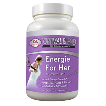 Olympian Labs Optimal Blend Energie For Her, Capsules