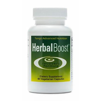 Herbal Boost Recovery Formula 60 Capsules