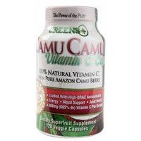 Camu Camu-Vitamin C Greens+ (Orange Peel Enterprises) 120 VCaps