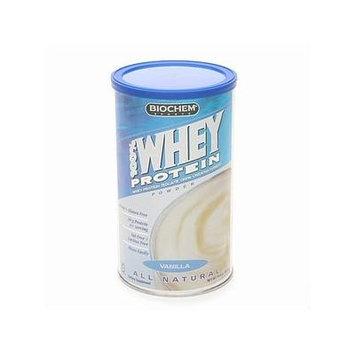 Biochem 100% Whey Protein Powder, Vanilla 14.9 oz (424.2 g)