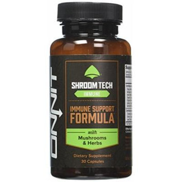 Onnit ShroomTech Immune with Turmeric & Chaga Mushroom by Onnit Labs, 30 Count