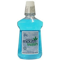Adwe Laboratories Mouthwash Spearmint - Kosher For Passover - 33.8 OZ.