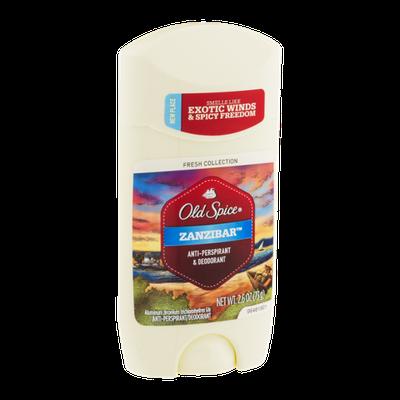 Old Spice Anti-Perspirant/Deodorant Zanzibar