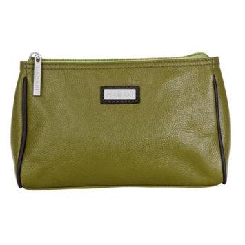 Hadaki Leather Zippered Top Scoop Bag