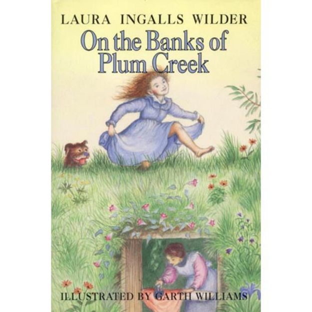 On the Banks of Plum Creek (Revised) (Hardcover)