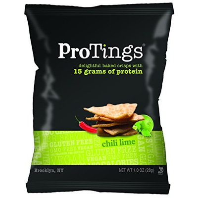 ProTings - Protein Chips, Chili Lime