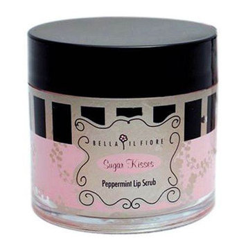 Bella Il Fiore Sugar Kisses Lip Scrub, Peppermint, 1 Ounce