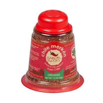 Sabor Rojo Chile Merken Oregano, 1.4-Ounce (Pack of 6)