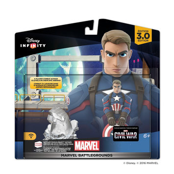 Disney Interactive Studios - Disney Infinity: 3.0 Edition Marvel Battlegrounds Play Set