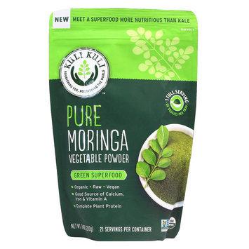 Kuli Kuli Pure Moringa Vegetable Super Food Powder - 7.4 oz