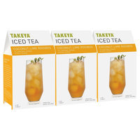 Takeya All Natural Coconut Lime Rooibos Iced Tea 6ct