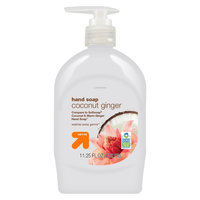 up & up Coconut Ginger Hand Soap - 11.2 oz