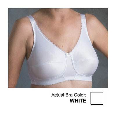 Nearly Me Plain Soft Cup Mastectomy Bra 36D