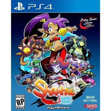 Marvelous Usa, Inc. Shantae: Half-Genie Hero Risky Boots Edition Playstation 4 [PS4]
