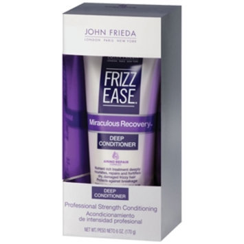 John Frieda Frizz Ease Miraculous Recovery Deep Conditioner, 6 fl oz