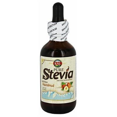 Stevia Extract, Pure Hazelnut Kal 1.8 fl oz Liquid