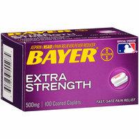 Bayer Aspirin Extra Strength Pain Reliever/Fever Reducer Coated Caplets