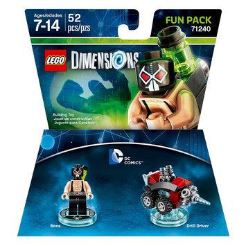 Warner Brothers Wb Games - Lego Dimensions Fun Pack (dc Comics: Bane) - Multi
