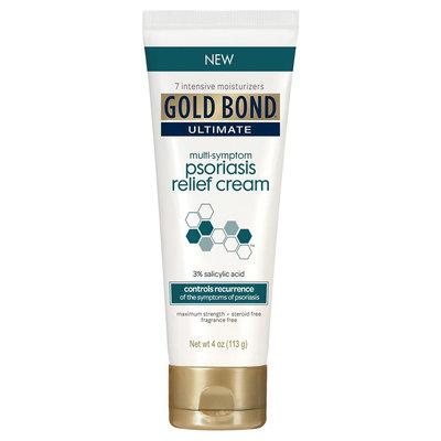 Gold Bond Multi Symptom Psoriasis Relief Cream 4 oz
