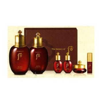 Korean Cosmetics, LG The History of Whoo Jinyulhyang Jinyul Basic 2 Piece Special Set