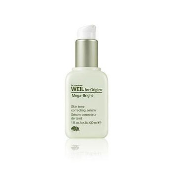 Dr. Andrew Weil for Origins Mega-Bright Skin tone correcting serum 1.7OZ/50 ML