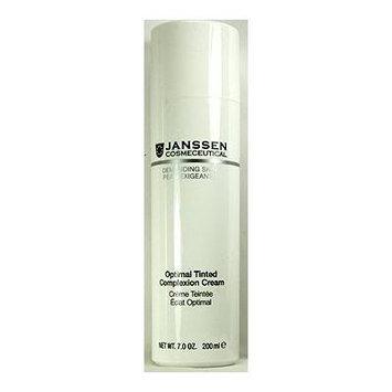 Janssen Cosmetics Demanding Skin Optimal Tinted Complexion Cream 200ml Professional Size