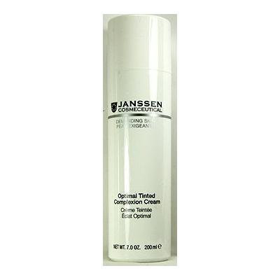 Janssen Cosmetics Demanding Skin Optimal Tinted Complexion Cream 200ml Professional Size