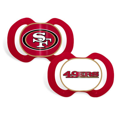 Baby Fanatic NFL 2 Each Baby Care Kit
