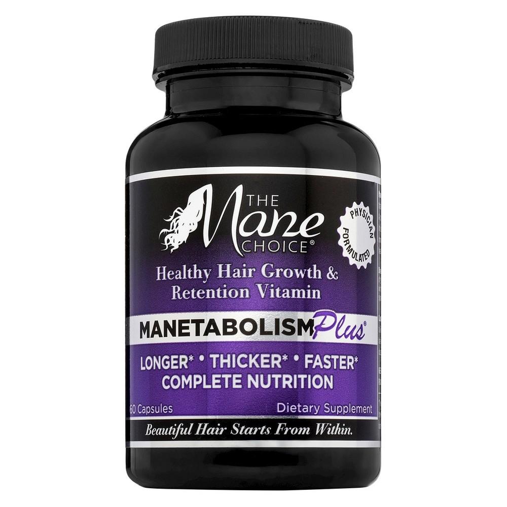 The Mane Choice Manetabolism Plus Healthy Hair Vitamins - 60 ct