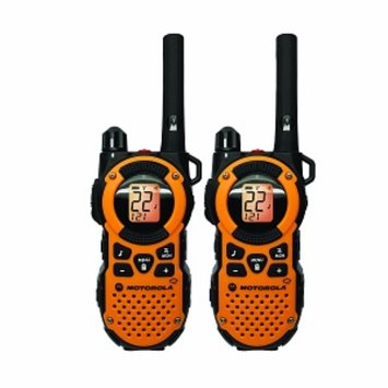 Giant Motorola MT350R FRS Two-Way Weatherproof Radio Pair