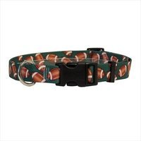 Yellow Dog Design FTB101S Footballs Standard Collar - Small