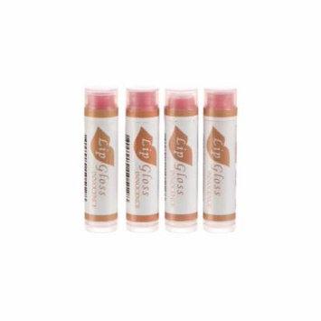 Beeswax Lip Gloss - 4 Pack (Innocence)