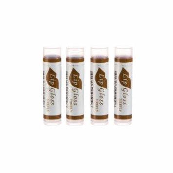 Beeswax Lip Gloss - 4 Pack (Firefly)